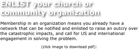 ENLIST your church or community organization