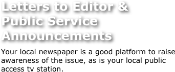 Letters to Editor & 