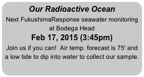 Our Radioactive Ocean